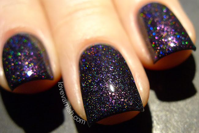 Pahlish Maybe Black Mesa