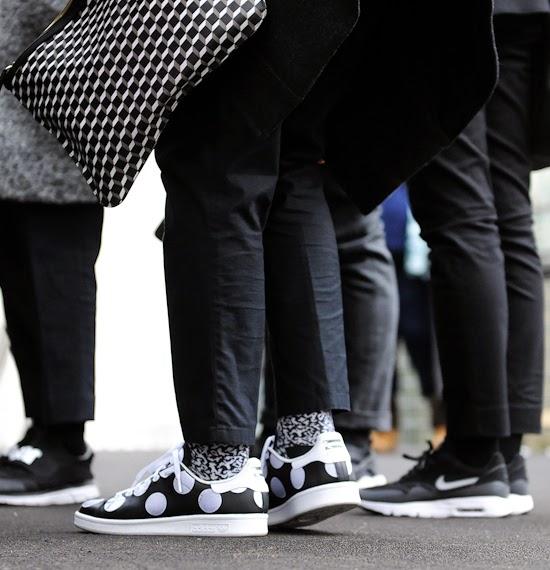 Adidas x Pharrell Williams Stan Smith Polka Dot