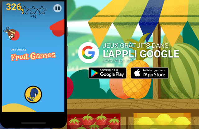 download  Doodle Fruit Games 2016