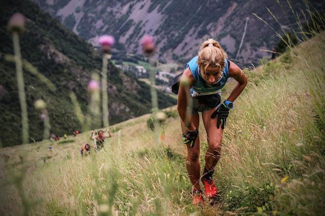Paula Cabrerizo ha finalizado la prueba en cuarta posición