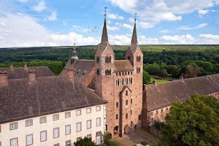 Westwerk de la Abadía de Corvey