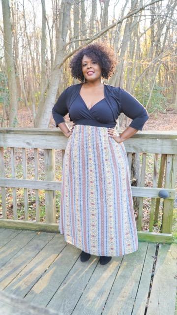 sydney's closet, sydneys closet roxanna maxi dress