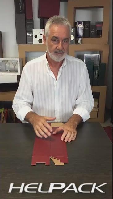 Roberto Tabarini spiega le caratteristiche del fondo a incastro