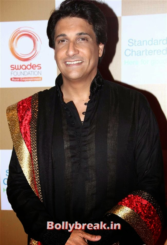 Shiamak Davar, Sonakshi Sinha, Shilpa Shetty at Swades Foundation Fundraiser