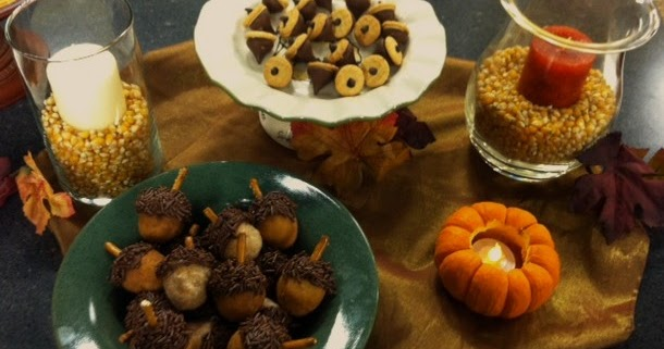 Liz Is Playing With Food Adorable Fall Sweet Treats