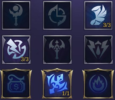 Custom Mage Emblem Mobile Legends