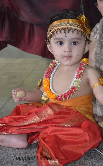 baby+krishna+South+Indian