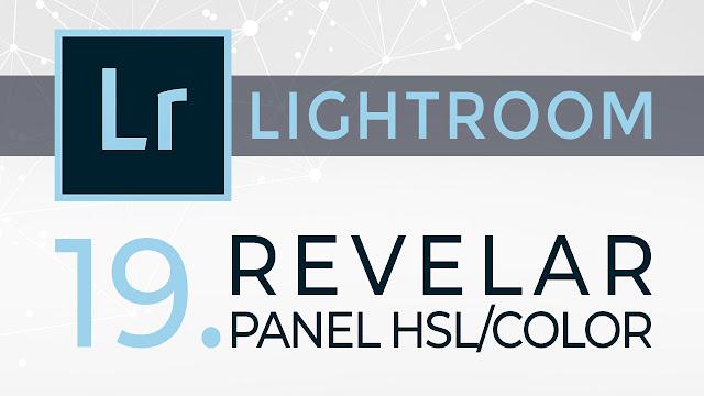 Curso de Lightroom - 19. Revelar - Panel HSL/Color