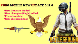 PUBG Mobile 0.12.0 a Huge Update and Leaks !
