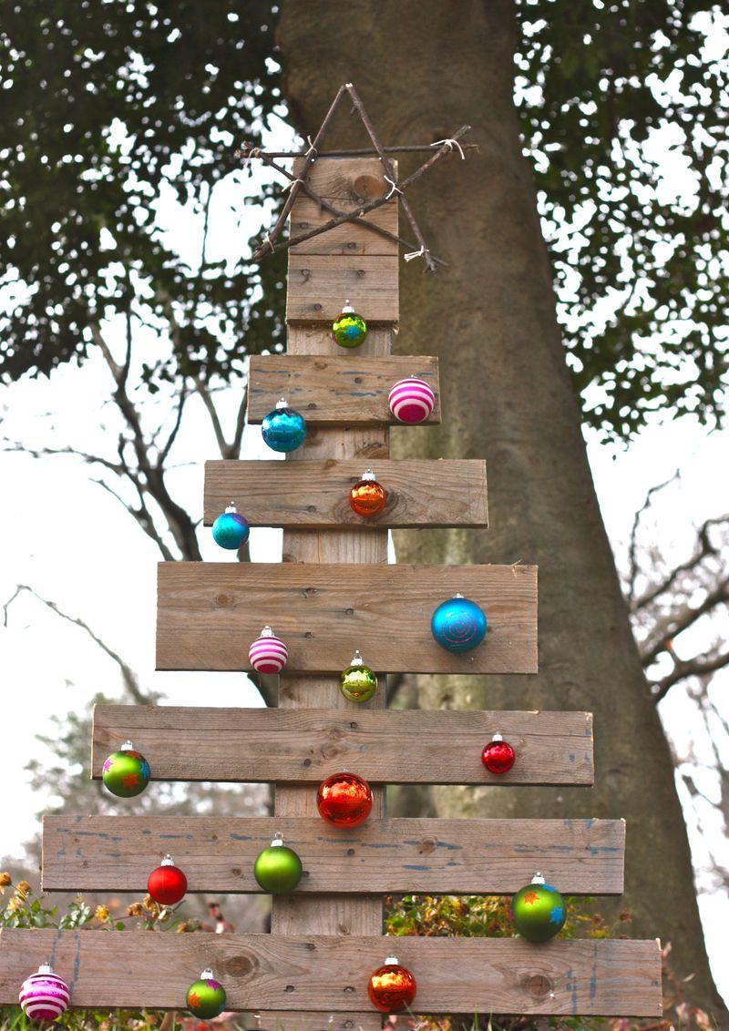Pallet Christmas Tree Pattern