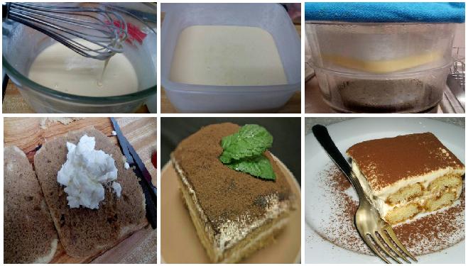 Resep Cake Tiramisu Jtt: Resep Cara Membuat Tiramisu Cake Kukus Lembut Enak. No