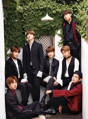 [Terjemahan] Interview CREA X BTS Edisi Oktober
