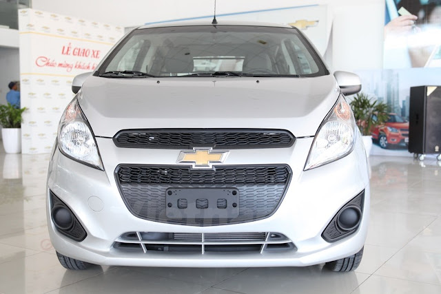 Giá xe Chevrolet Spark Van Duo 2018 xe đô thị giá rẻ nhất - Chevrolet Phú Mỹ Hưng