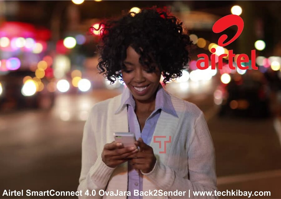 Airtel SmartCONNECT 4.0 Ovajara x8 Offer