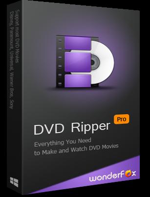 WonderFox DVD Ripper Pro 7.4 License  Giveaway