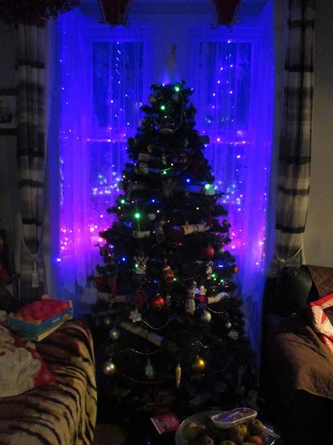 Viimeisen parin viikon aikana olen… (eli joulu Englannissa)