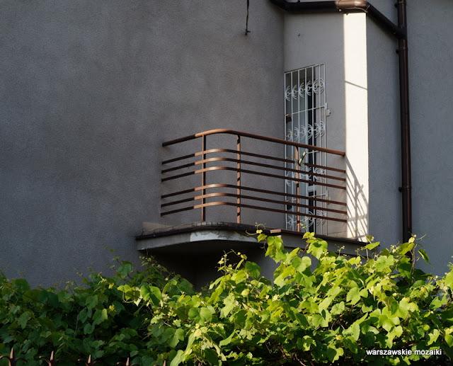 balkon Warszawa Warsaw Wola Koło architektura Bank Gospodarstwa Krajowego wystawa 1935