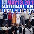 Must Watch: Sen. Grace Poe & Nancy Binay Refuses Fist Bump Sign During Proclamation