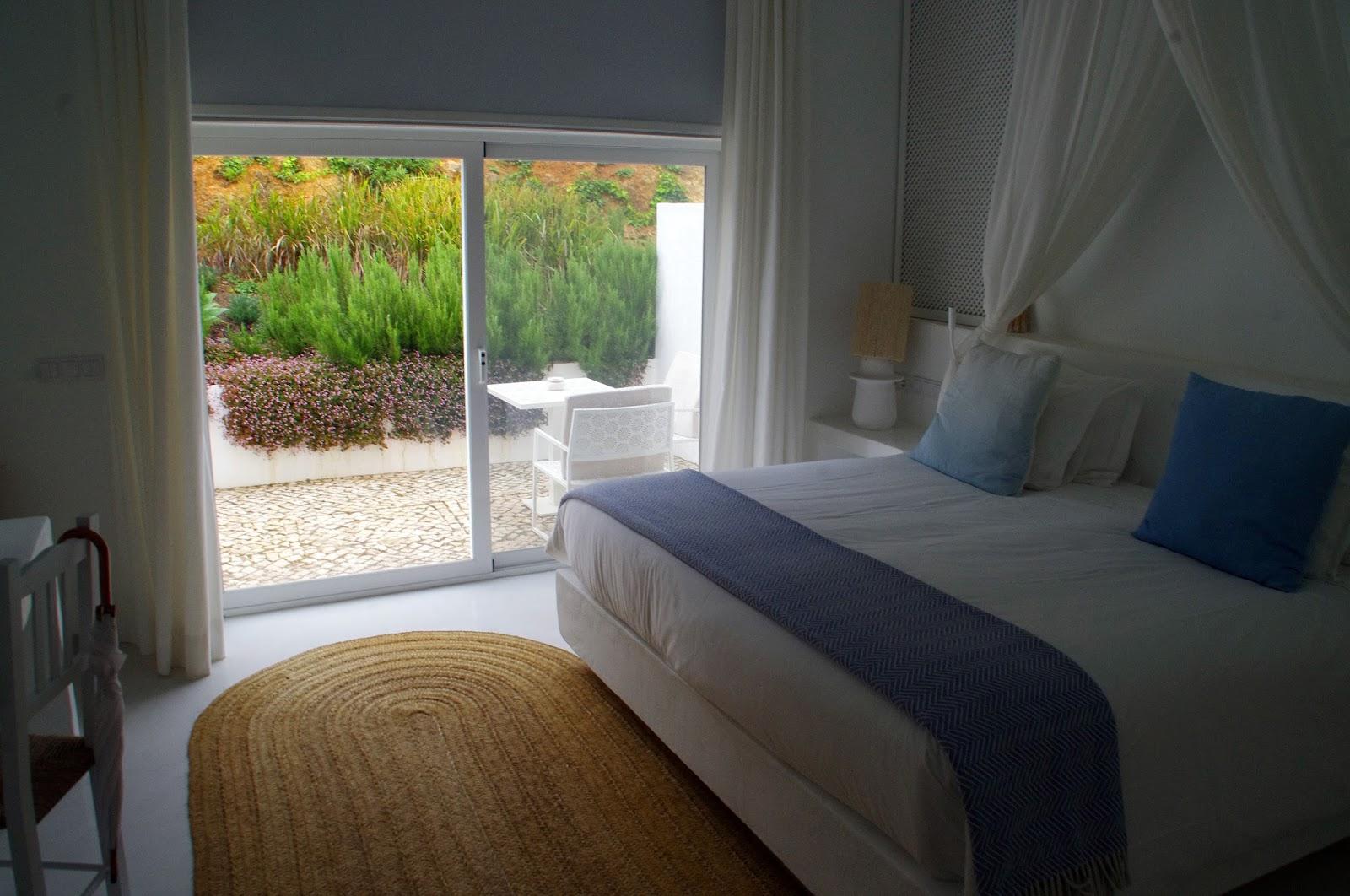 Vila Monte Farm House Portugal Garden Suite Bedroom