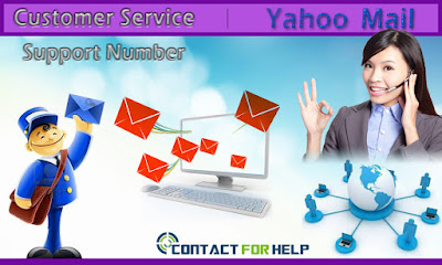 Contact Yahoo mail customer care