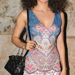 Kangana Ranaut latest pictures in mini long skirt