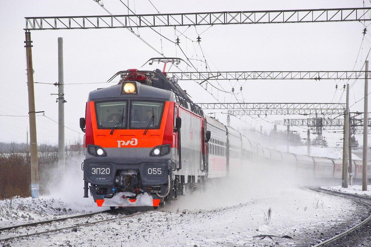 РЖД: поезда-поездатые (О.Р.)