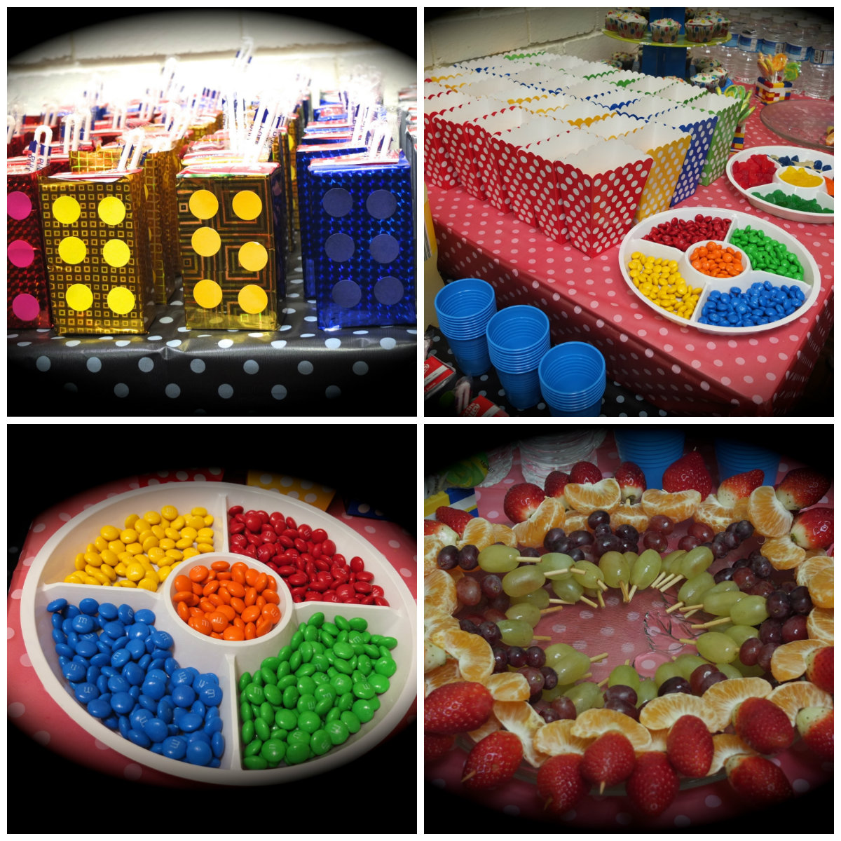 Red Velvet Party's: Lego birthday party for 6 year old boy
