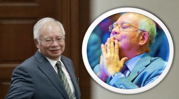 Najib didakwa terima wang RM42 juta hasil aktiviti haram