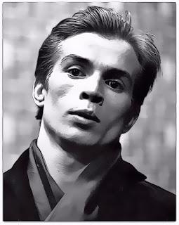 Rudolf Nureyev (1938-1993) - bailarino russo