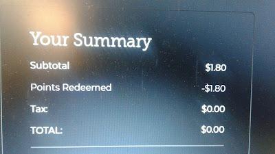 Redbox DVD rental summary