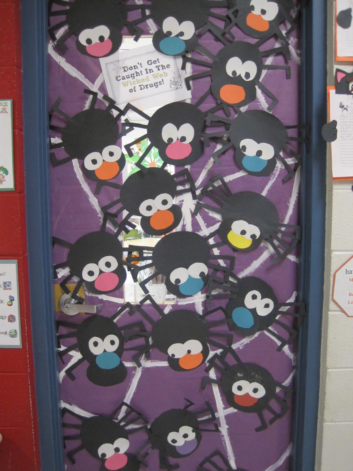 Savvy Second Graders Drug Free Week