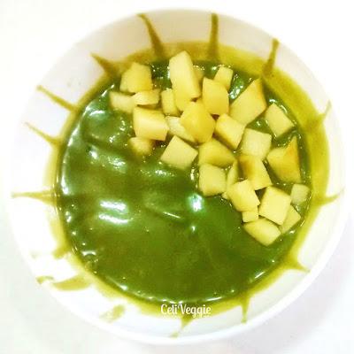 gazpaho+verde+aguacate+manzana