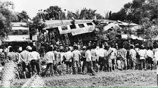 PENINGGALAN HOROR TRAGEDI BINTARO 1987