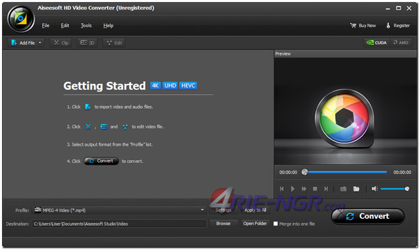 Aiseesoft HD Video Converter 8.2.6 Full