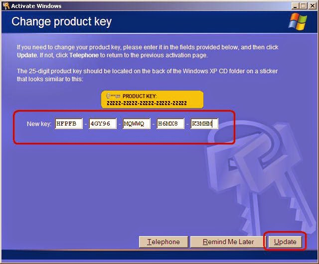 windows xp sp3 activation patch