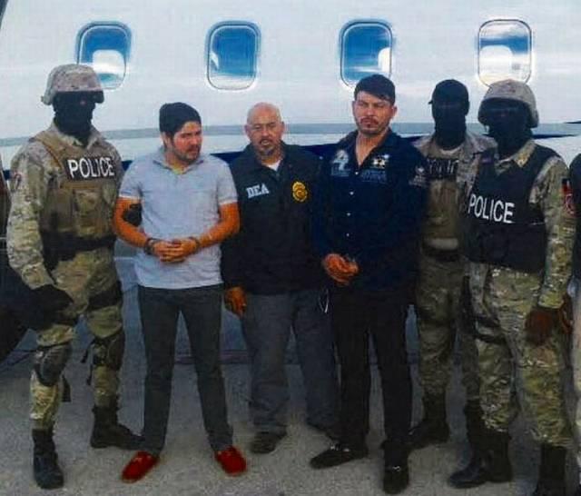 Caso de los narcosobrinos fue cerrado por la Fiscalía de Nueva York