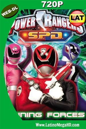 Power Rangers S.P.D. (Serie de TV) (2005) Temporada 1 Latino WEB-DL 720P ()