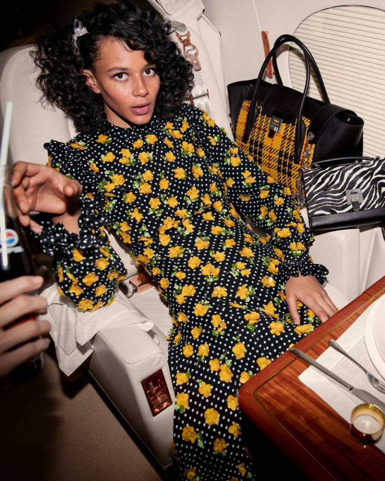 Michael Kors taps Binx Walton for fall-winter 2018 campaign