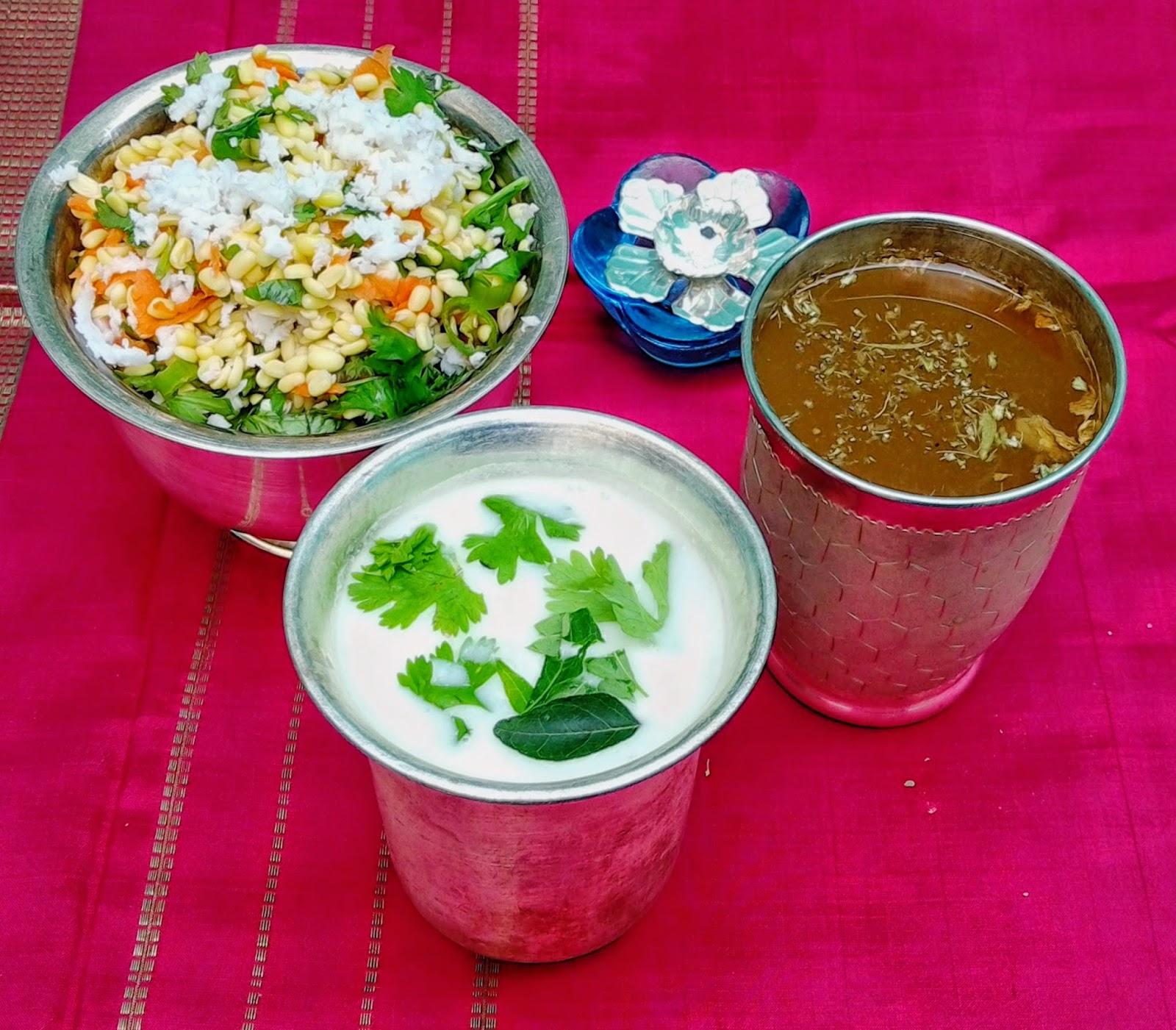 Panagam neermore and kosmalli rama navami recipes bhojana recipes panagam neermore and kosmalli rama navami recipes forumfinder Images