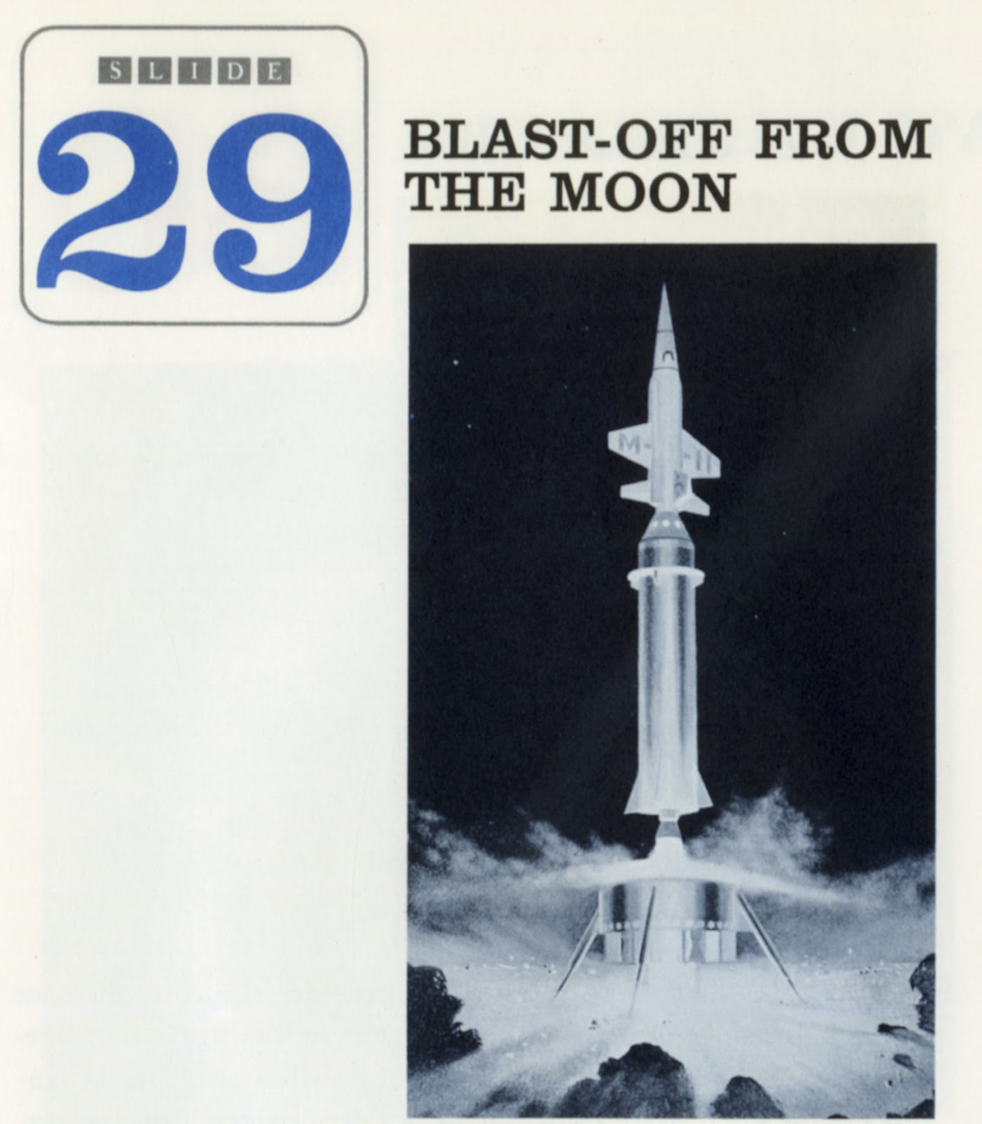 Rockets To The Moon: Books And Ephemera: A Rocket Trip To The