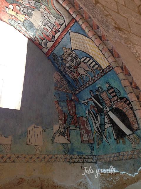 Frescos medievales