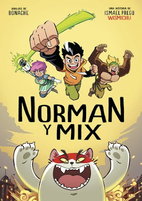 Norman y Mix,  Wismichu