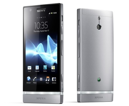 Sony xperia p advantages