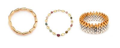 Золотые украшения для Контрастной весны и Контрастной зимы