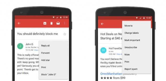 Cara Blokir Email Spam / Sampah Di Google Gmail