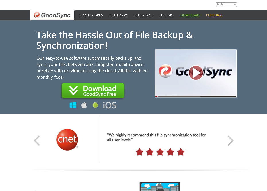 Goodsync | IT Backup Solutions