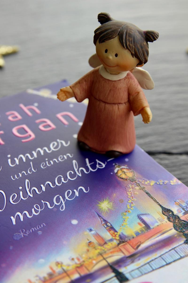 """""""Für immer und einen Weihnachtsmorgen"""" von Sarah Morgan"""