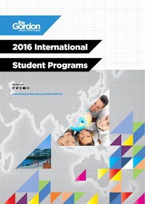 The Gordon International Programs 2016