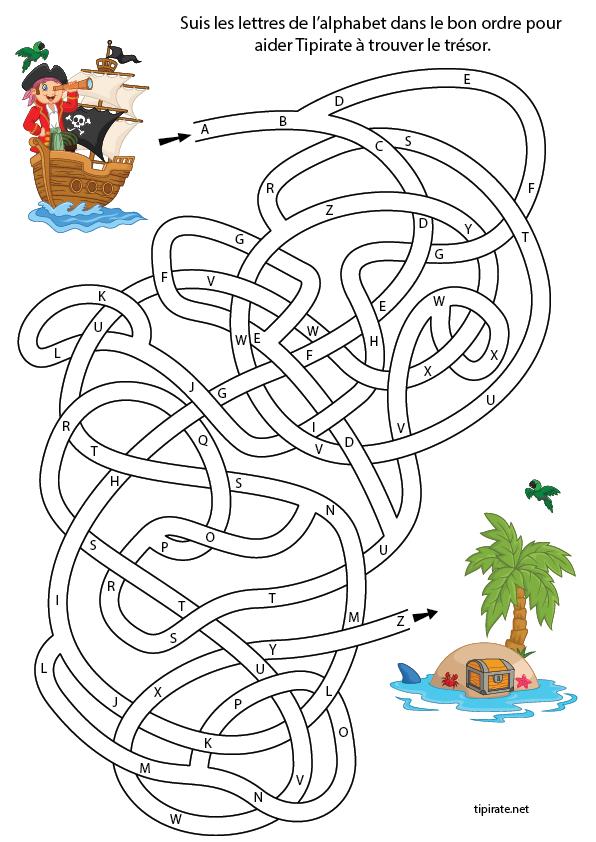 Un Jeu De Labyrinthe Pour Enfant Activit 233 S Pour La border=