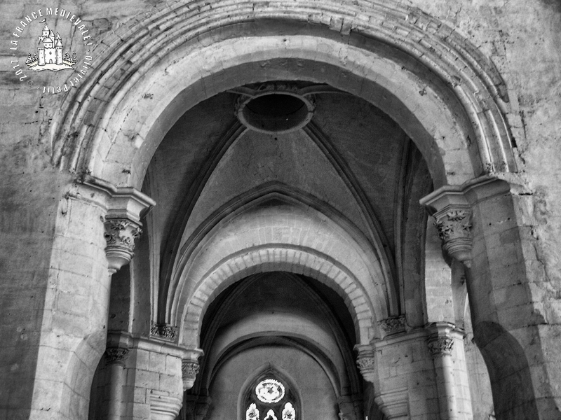 La france medievale pont audemer 27 eglise saint ouen for Buro 27 pont audemer